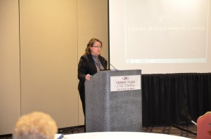MSBA Board Director Kathy Green (Austin) talked about advocating for ESEA (aka NCLB) reauthorization during her recent trip to Washington, D.C.