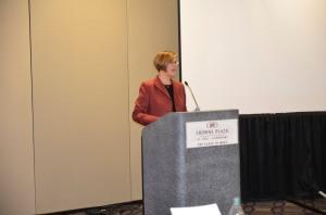 Rep. Kim Norton discussed school capital facilities and the school start date bill.