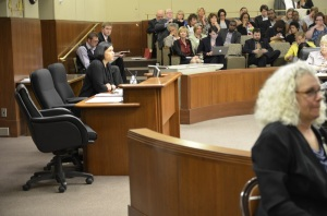 Minnesota Department of Education Commissioner Brenda Cassellius voiced her displeasure to both House and Senate education committees over the lack of additional funding for public education.