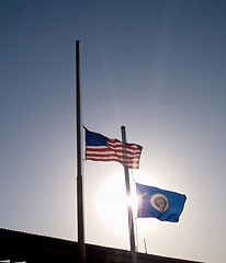 US-Minnesota-Flags-HalfStaff