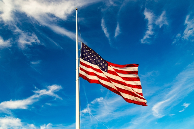 Flag-At-Half-Staff